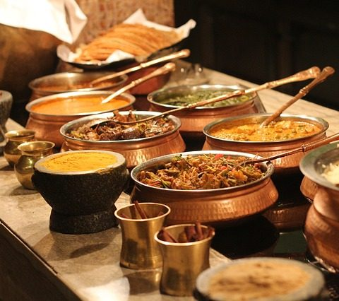 Goluji India wedding catering services.